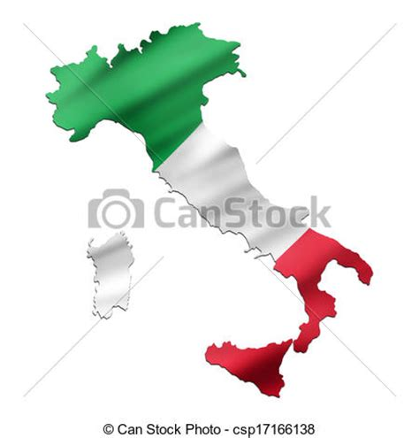 flags italian flag map stock drawings of italian map flag csp17166138 search clipart flag