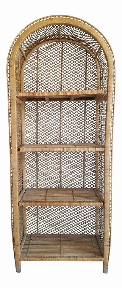 Wicker Shelf Chairish