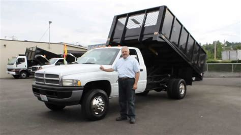 Town and Country Truck # 5731: 1997 DODGE RAM 3500 One Ton