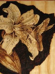 Woodwork Wood Pyrography PDF Plans