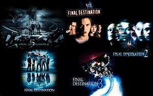 Final Destination 1-5 (2000-2011) – Pro.Net.Mk