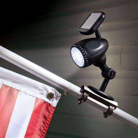 outdoor flag pole lights solar flag pole light flag pole light solar flag light