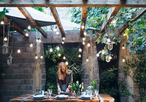 Backyard Items by 14 Best Outdoor Decorating Ideas For Small Spaces