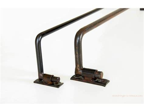 tringle fer forge rideaux tringle 224 rideaux coud 233 e petit mod 232 le sur mesure en fer forg 233 tringle a rideaux