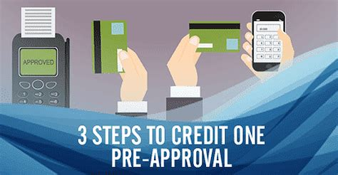 The opensky secured visa credit card is one of a few secured credit cards that doesn't require a credit check. 3 Steps to Credit One Pre-Approval (How to Pre-Qualify + 5 ...