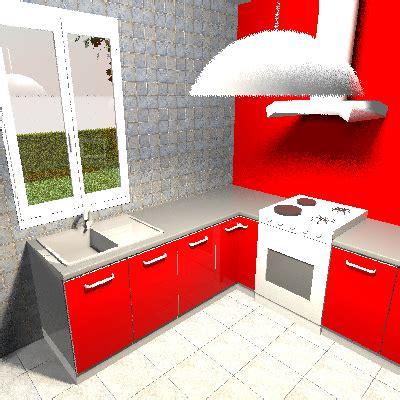 la cuisine sweet home 3d