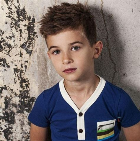 Jungs Bilder 12 by 12 Trendy Boy Hairstyles For Back To School And Beyond