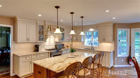kitchen cabinets with light countertops light or countertops what is right for you marble