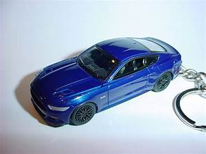 3D 2015 Ford Mustang GT custom keychain by Brian Thornton