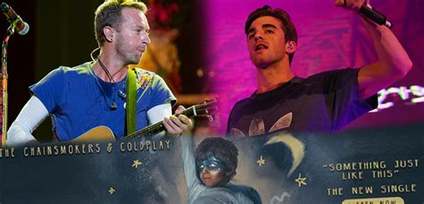 The Chainsmokers & Coldplay Just Debuted Their Epic