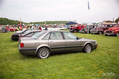 Audi V8 36 V8 Quattro Automatisk 250hk 1989 At