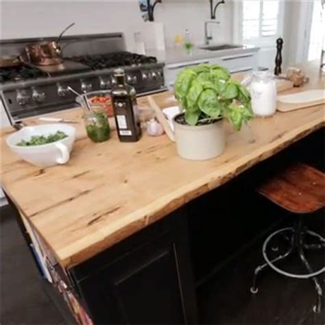 kijiji kitchen island reclaimed live edge slab wood kitchen counters and island 2102
