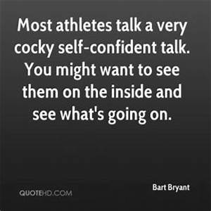 Confidence Quot... Cocky Nba Quotes