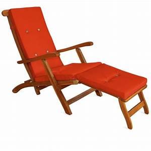Coussin De Chaise Pas Cher : coussin chaise longue pas cher ~ Dailycaller-alerts.com Idées de Décoration