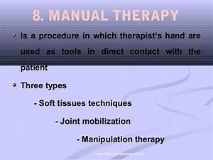 Maitland Manual Therapy Course In India