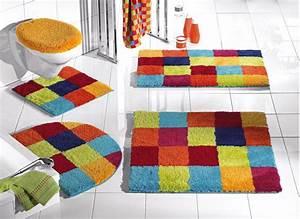Badteppich Set Grün : 1 st badmatte von heine 72 x 155 blau rot gr n bunt badteppich karo vorleger ebay ~ Markanthonyermac.com Haus und Dekorationen