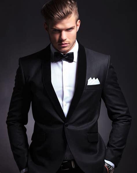 Mens Tuxedo Wedding Suits  Short Hairstyle 2013