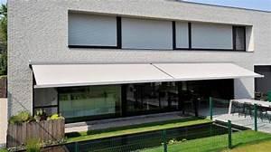 Store Banne Exterieur : store terrasse store banne b27 elite brustor ~ Edinachiropracticcenter.com Idées de Décoration