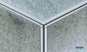 Finition Carrelage Mural Salle De Bain : profil pour carrelage de cuisine salle de bain espace ~ Dailycaller-alerts.com Idées de Décoration