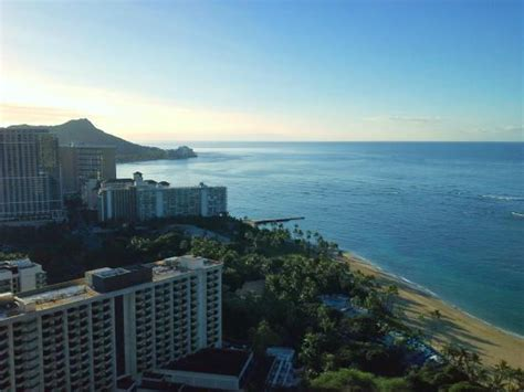 35 floor, ocean view in Tapa Tower  Picture of Hilton