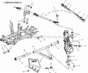 2004 Polaris Sportsman 600 Twin Wiring Diagram
