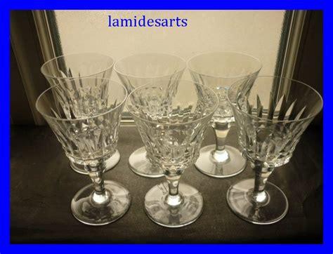bicchieri baccarat catalogo bicchieri di cristallo baccarat piccadilly 6