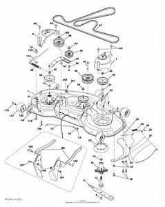Huskee Mower Parts Diagram