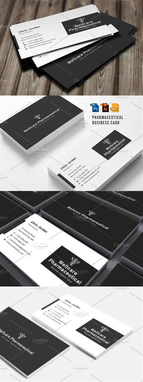 pharmaceutical business card  images business card