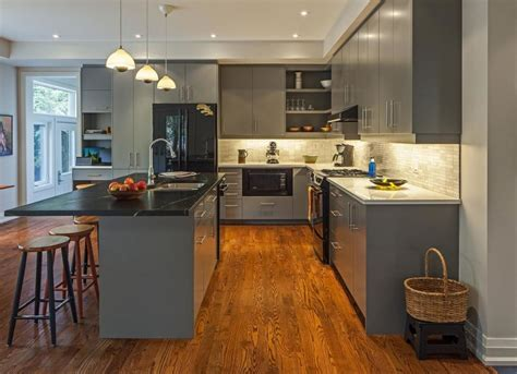 images of gray kitchen cabinets chic design ideas for a grey kitchen