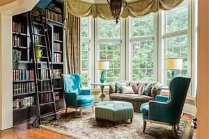 Traditional, Living, Room, Design, Ideas