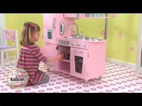 cuisine kidkraft vintage blanche cuisine vintage jouets en bois kidkraft sur