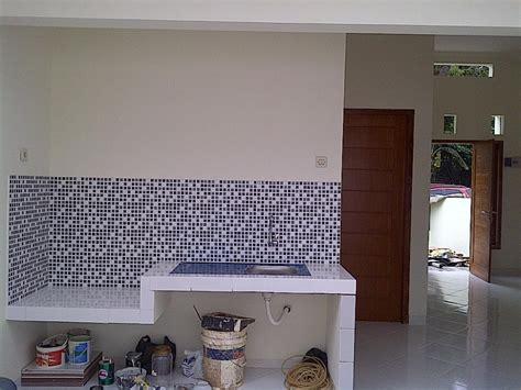 Desain Keramik Dapur Rumah Minimalis