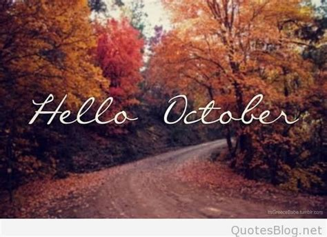 october quotes pictures  sayings
