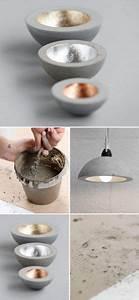 Blattgold Anlegemilch Anleitung : mach dir deine eigene beton schale materialliste ~ Lizthompson.info Haus und Dekorationen