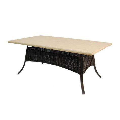 shop allen roth pardini rubbed bronze rectangle