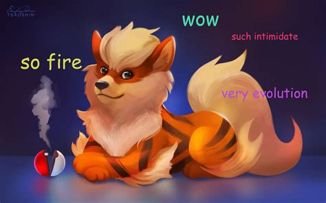 Sun And Moon Background Such Arcanine By Tsaoshin On Deviantart