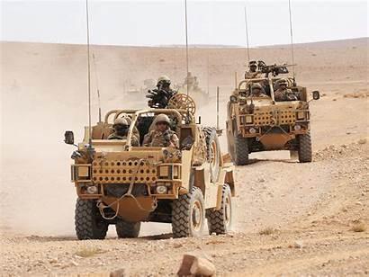Jackal Military Vehicle Patrol Weapons 4x4 Weapon
