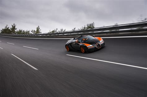 Bugatti Test Track by Top 5ive World S Fastest Cars Sssupersports