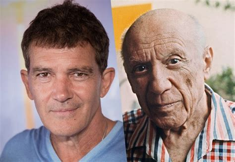 antonio banderas video game antonio banderas to play picasso in genius season 2