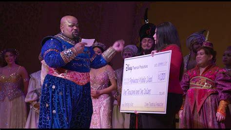 Surprise Genie Grants A Wish For North Carolina Drama