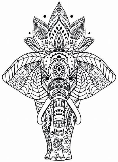 Coloring Mandalas Mandala Pages Boyama Sayfaları Inspiration