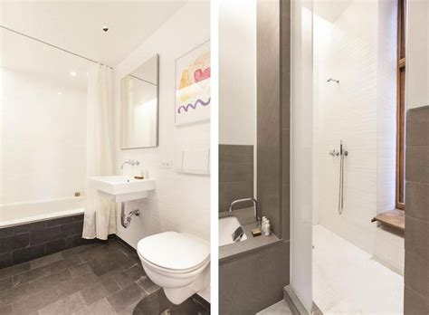 nyc bathroom design contemporary soho apartment in new york displays divine proportion