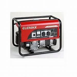 Elemax Authentic Elemax 2 5kva Generator Sh3200