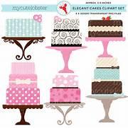Cakes Clipart Set - cl...