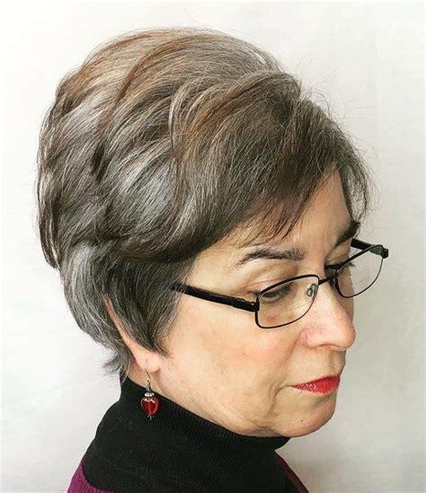 50 Gray Hair Styles Trending in 2020 Hair styles