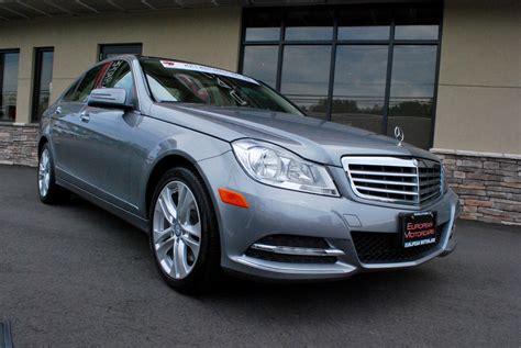 2014 mercedes c300 4matic price. 2013 Mercedes-Benz C-Class C300 Luxury 4MATIC for sale ...