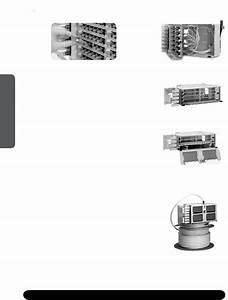 Adc Fiber Optic Panel Fl2000 Series User Manual