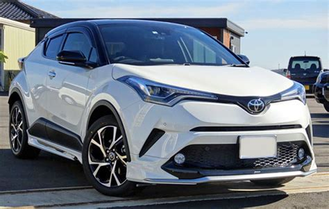 2019 Toyota Chr Hybrid Redesign And Price  Sedan Car Review