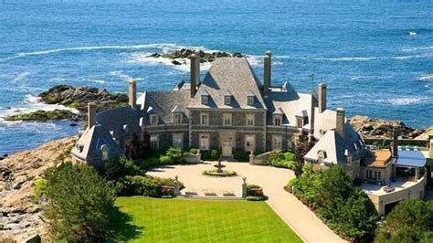 rhode islands  expensive home   cottage