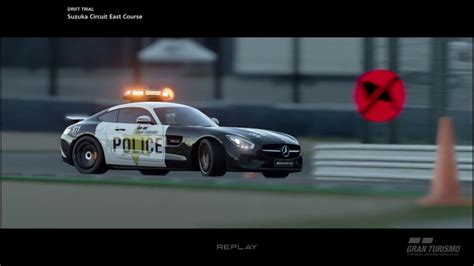 Gran Turismo Sport  Police Drift Youtube
